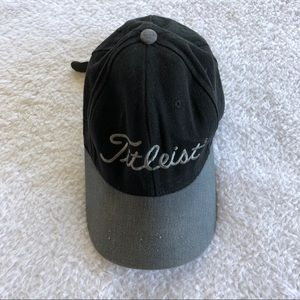 Titleist Black Golf Hat